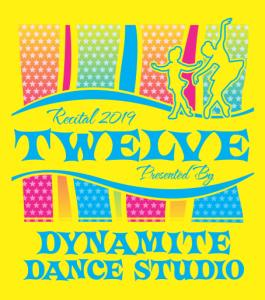 Twelve Recital 2019