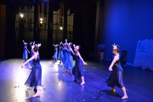 Level F Ballet